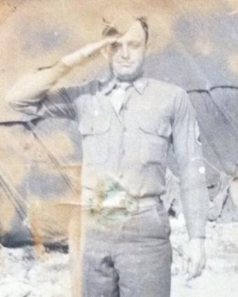 SSG Warren Metz