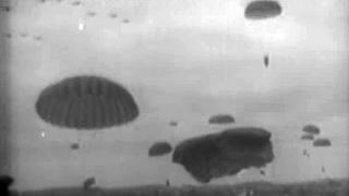 paratrooper airborne operations