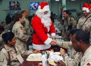 Christmas: Iraq War, 2004